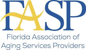 Florida Association on Aging Services Provider logo